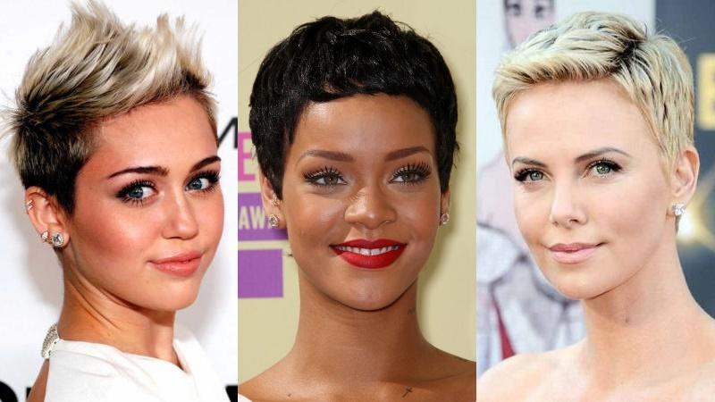 Tunsoare Garcon Pentru Femei Cu Parul Scurt Xmodaxcom