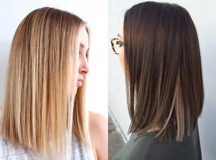 Hairstyles 2019: Tunsori Toamna-iarna 2018-2019 Par Lung Scurt Mediu